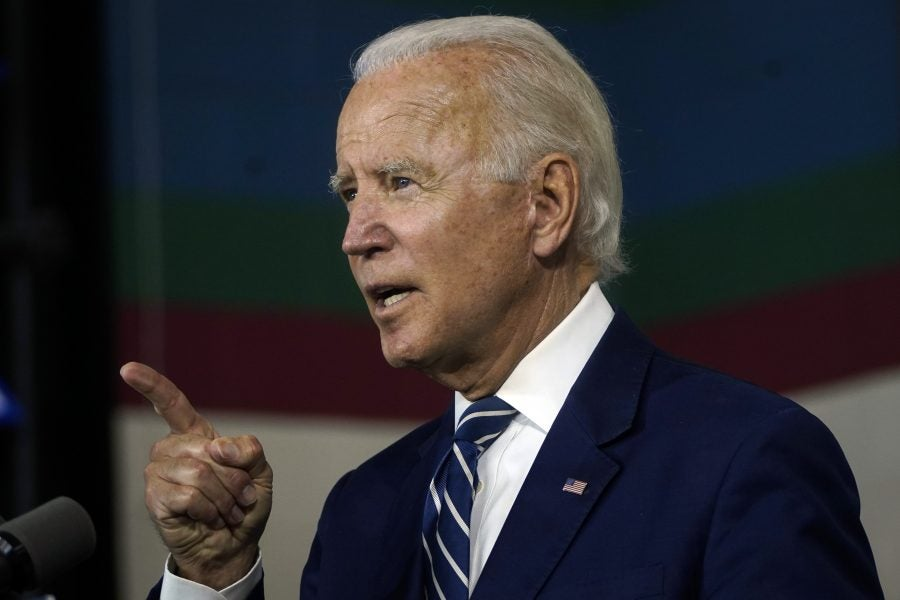 Joe Biden Defends 1994 Crime Bill: 'Every Black Mayor Supported It,' Still Opposes Defunding Police