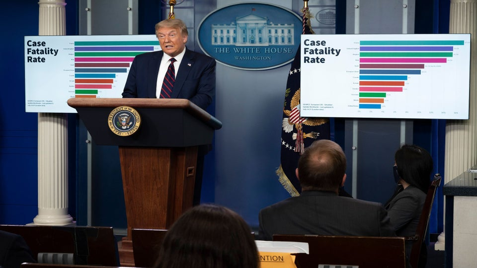 Trump Warns That COVID May 'Unfortunately Get Worse Before It Gets Better'