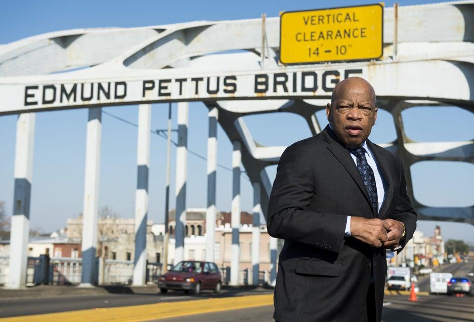 Calls To Rename Edmund Pettus Bridge Intensify Following Death of Civil Rights Icon John Lewis