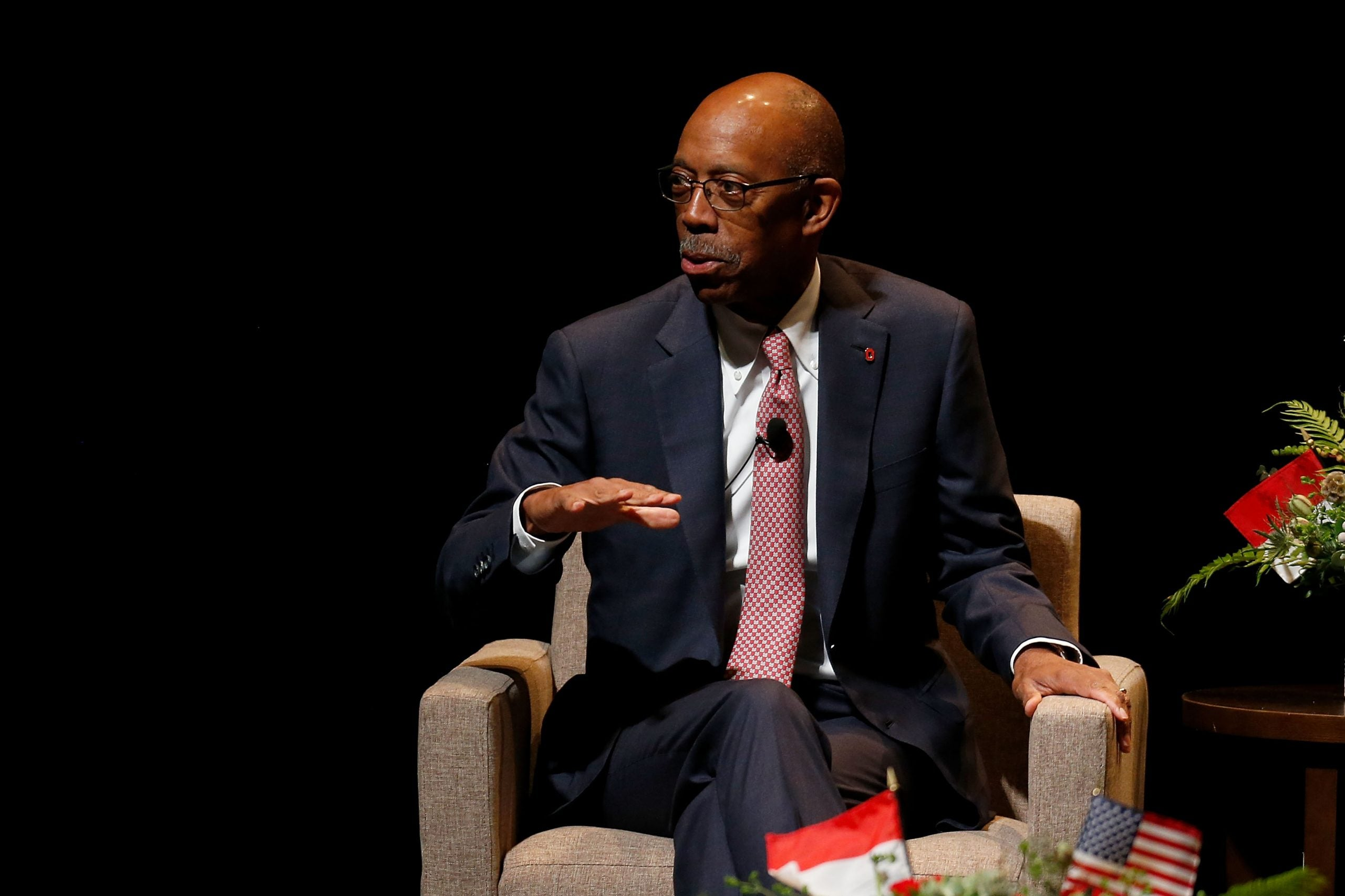 Michael V. Drake Becomes First Black President Of University Of California