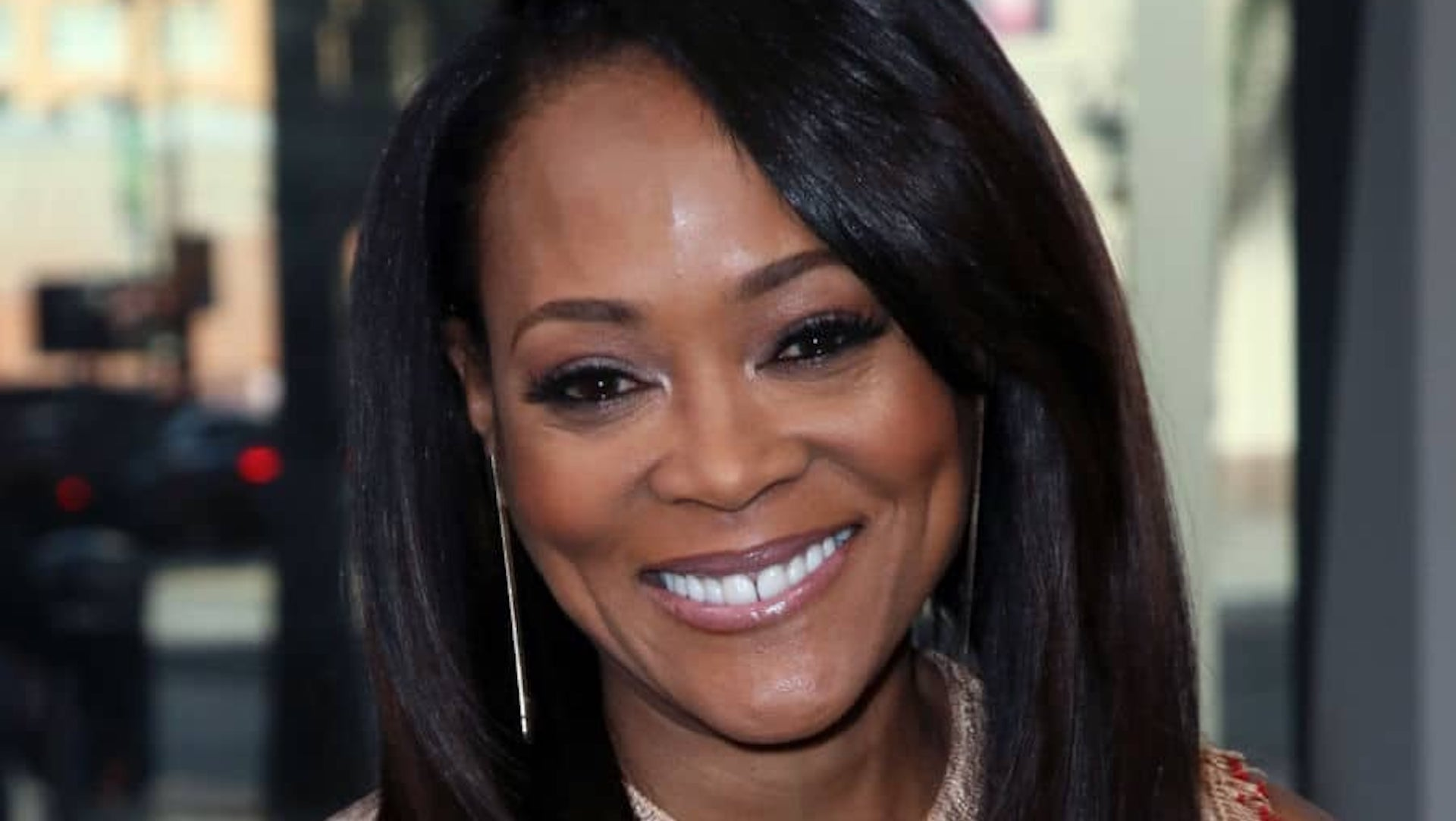 Robin Givens 'Deeply Disturbed' By Mike Tyson's Book, Hopes Biopic Won't 'Rewrite History'