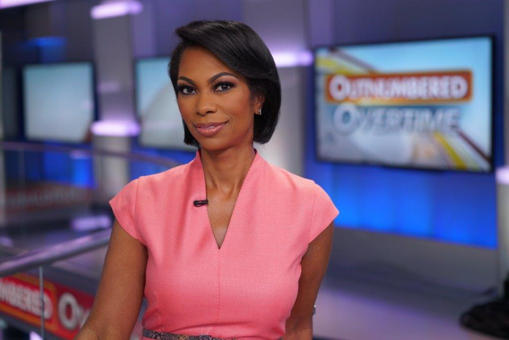 Cable News Anchor Harris Faulkner On Practicing Self-Care While Covering Black Trauma In The News