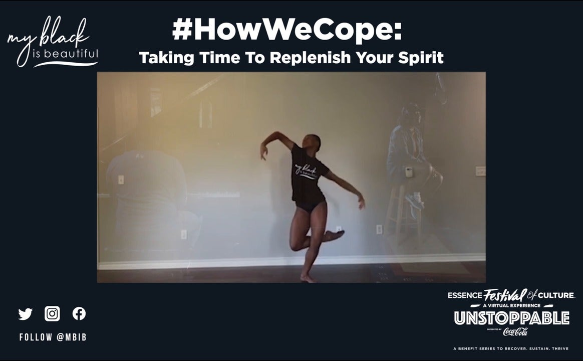 #HowWeCope: Taking Time To Replenish Your Spirit