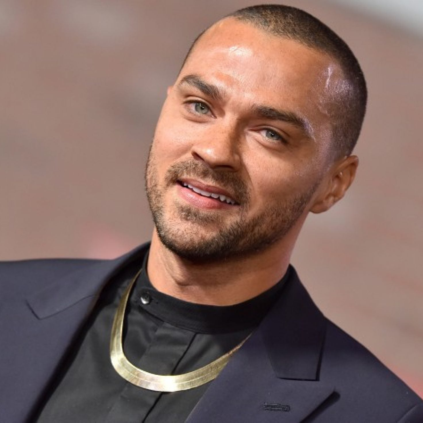 Jesse Williams Shows Off His Bold New Hair Color And It's Making Waves