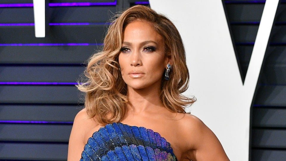 Black Twitter Fans Are Apparently Not Here For J.Lo's Baby Hair