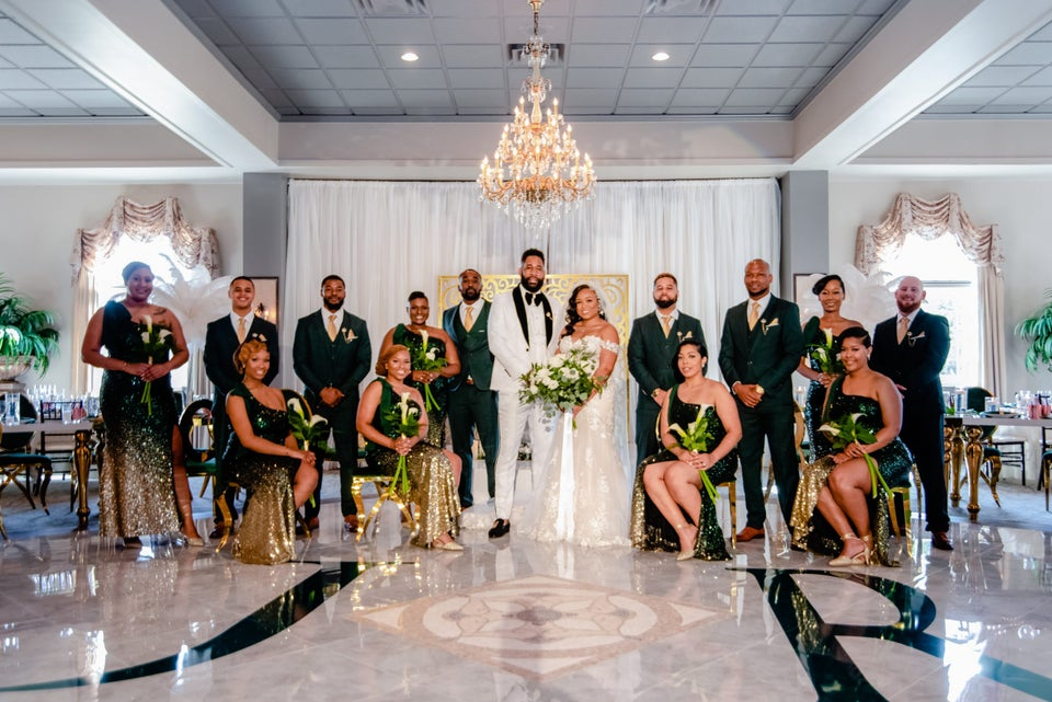 Bridal Bliss: Joscelyn And Josue's Winter Wedding