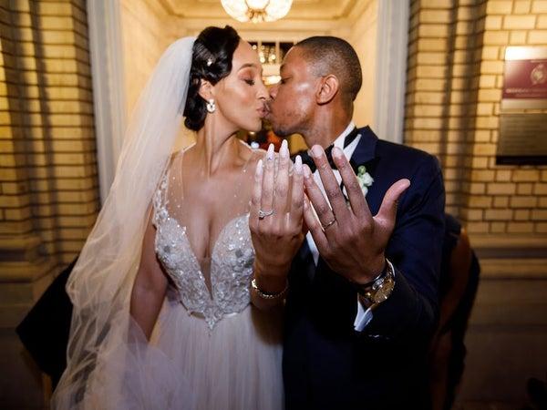 Bridal Bliss: Lenore And Adegoke's Georgia Wedding