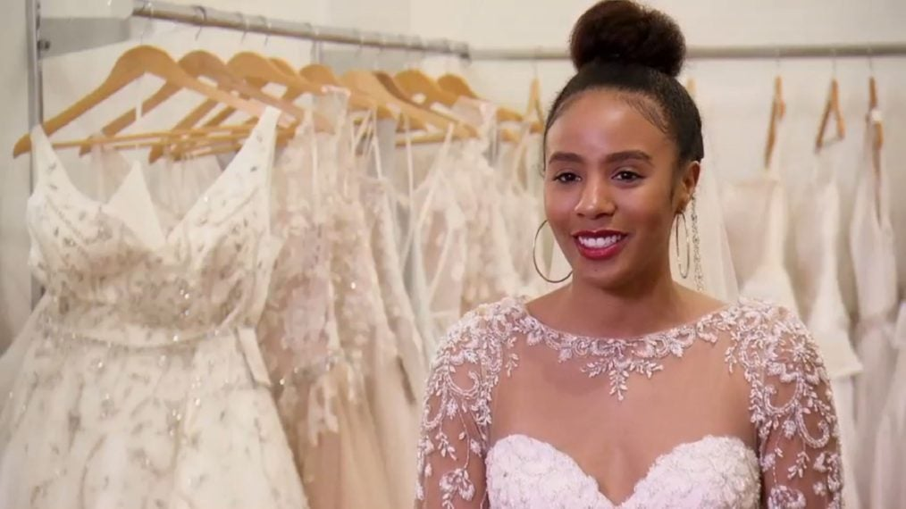 Karen from season 11 of Married At First Sight (MAFS)