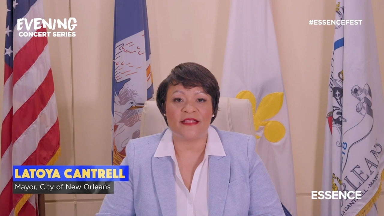 Mayor Cantrell Has a PSA for Everyone