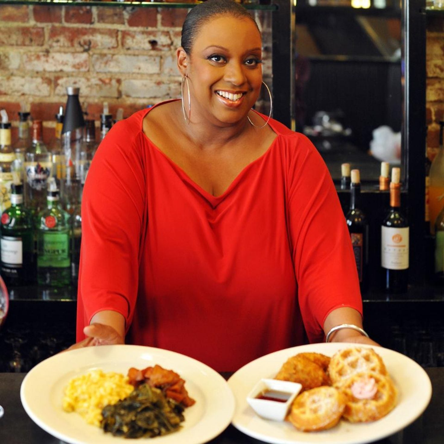 Amid A Pandemic, This Black Woman Restaurateur Found A Way To Thrive