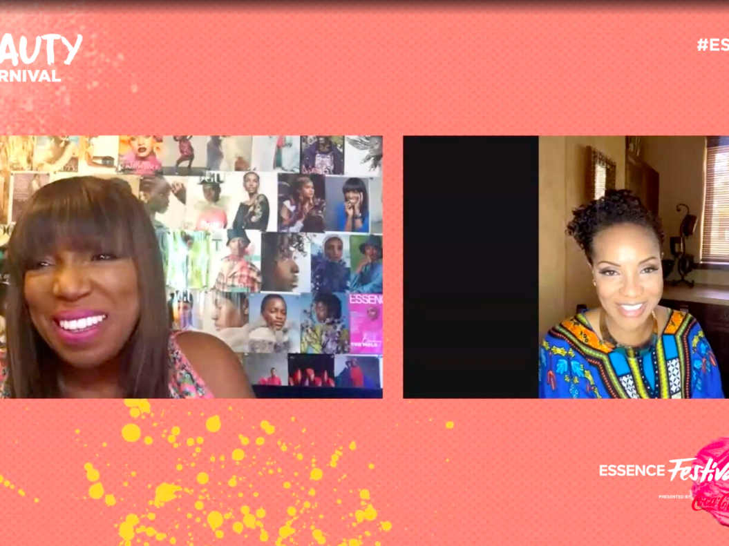Mikki Taylor Talks Being An Ageless Beauty With MC Lyte
