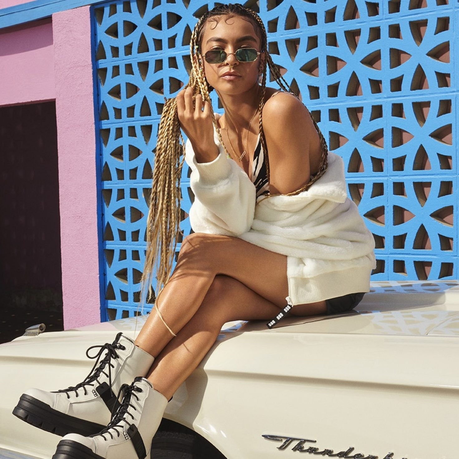 R&B Starlet QUIÑ Lands UGG Summer 2020 Campaign
