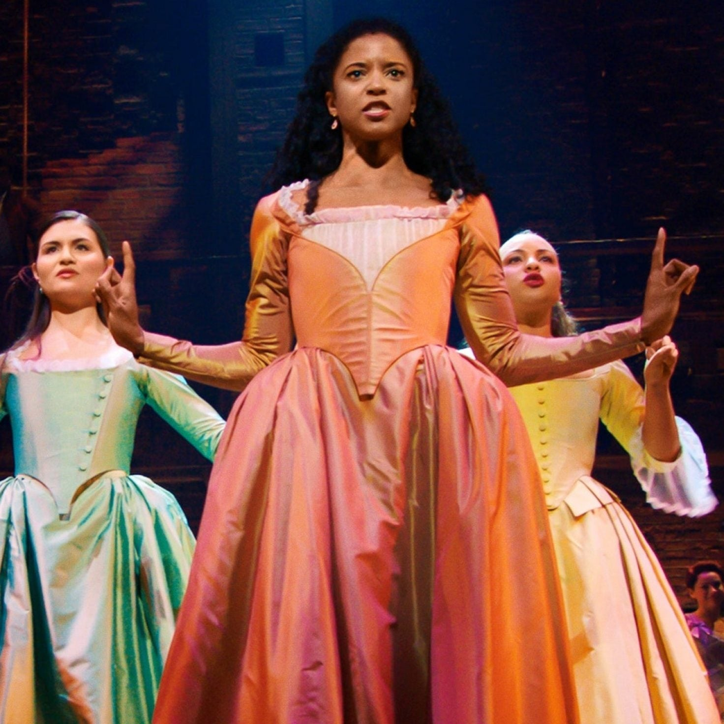 The Cast Of 'Hamilton' Still Ranks Performing In Front Of Michelle Obama As Their Top Moment