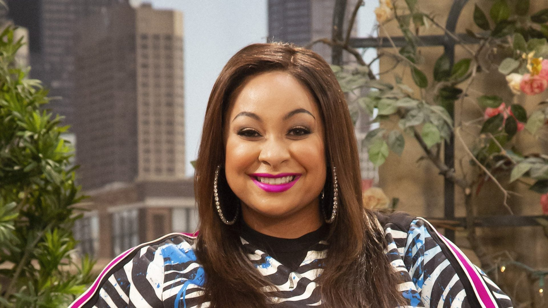 Raven-Symoné Is Open To Joining 'The Real'