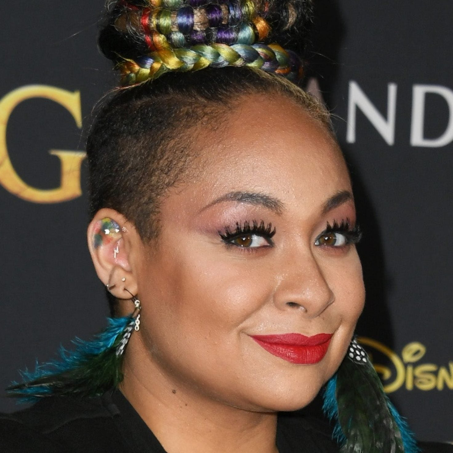 Raven-Symoné Is Open To Joining 'The Real': 'I'll Never Say No To A Cool Job'
