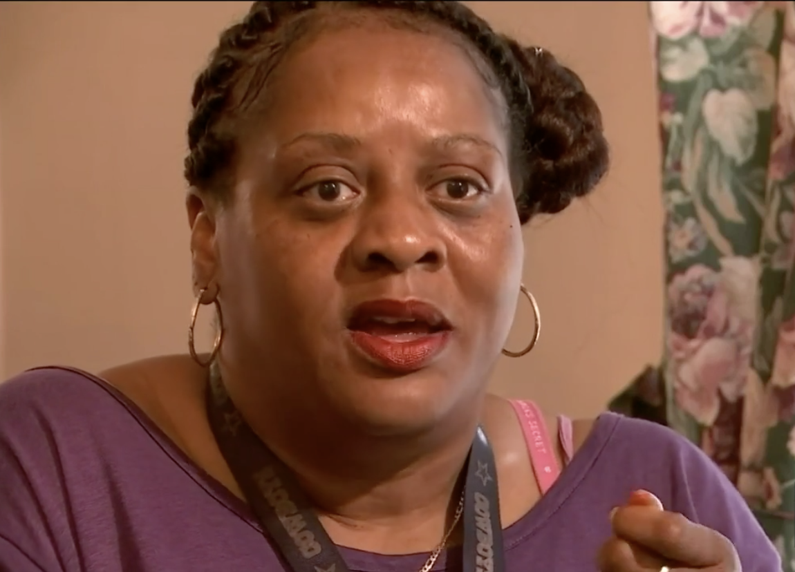 Chrystal Caldwell says a New York couple savagely attacked her because she was Black