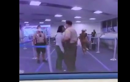 Miami-Dade Cop Captured On Camera Hitting Black Woman In The Face