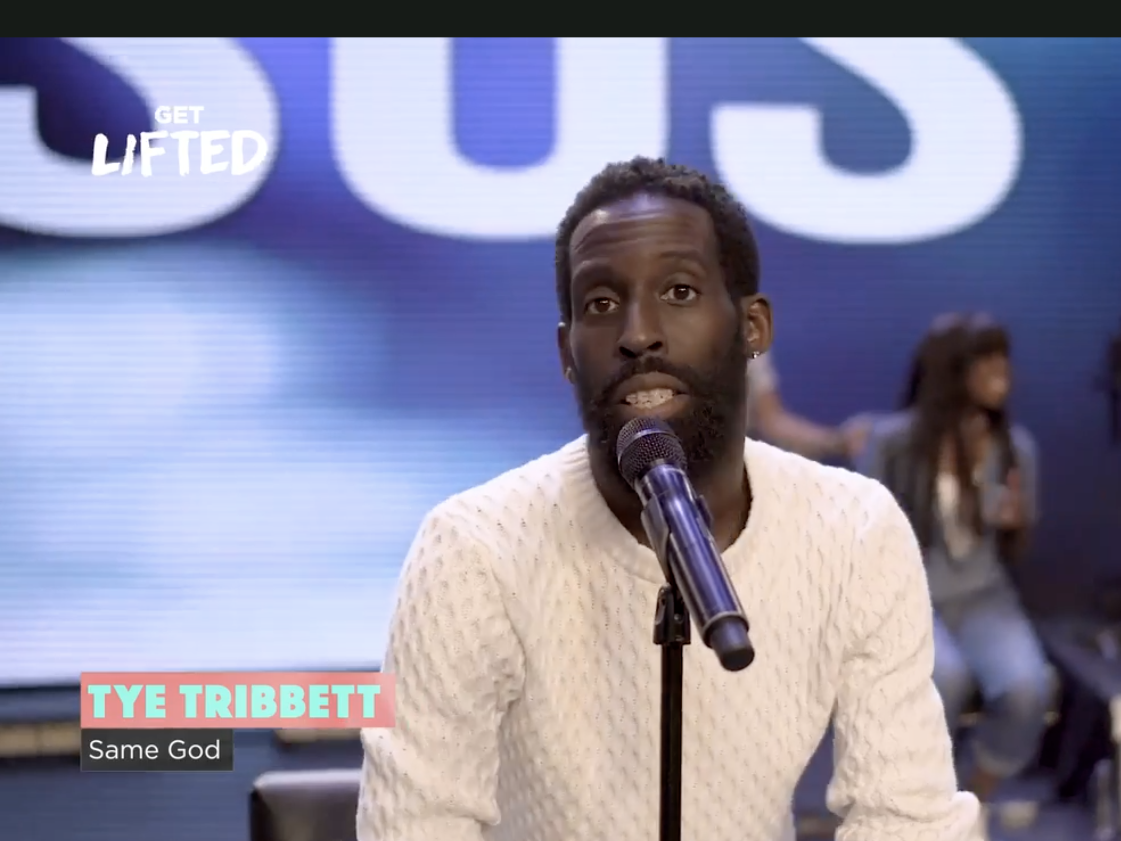 Tye Tribbett Performs at the 2020 Essence Festival of Culture