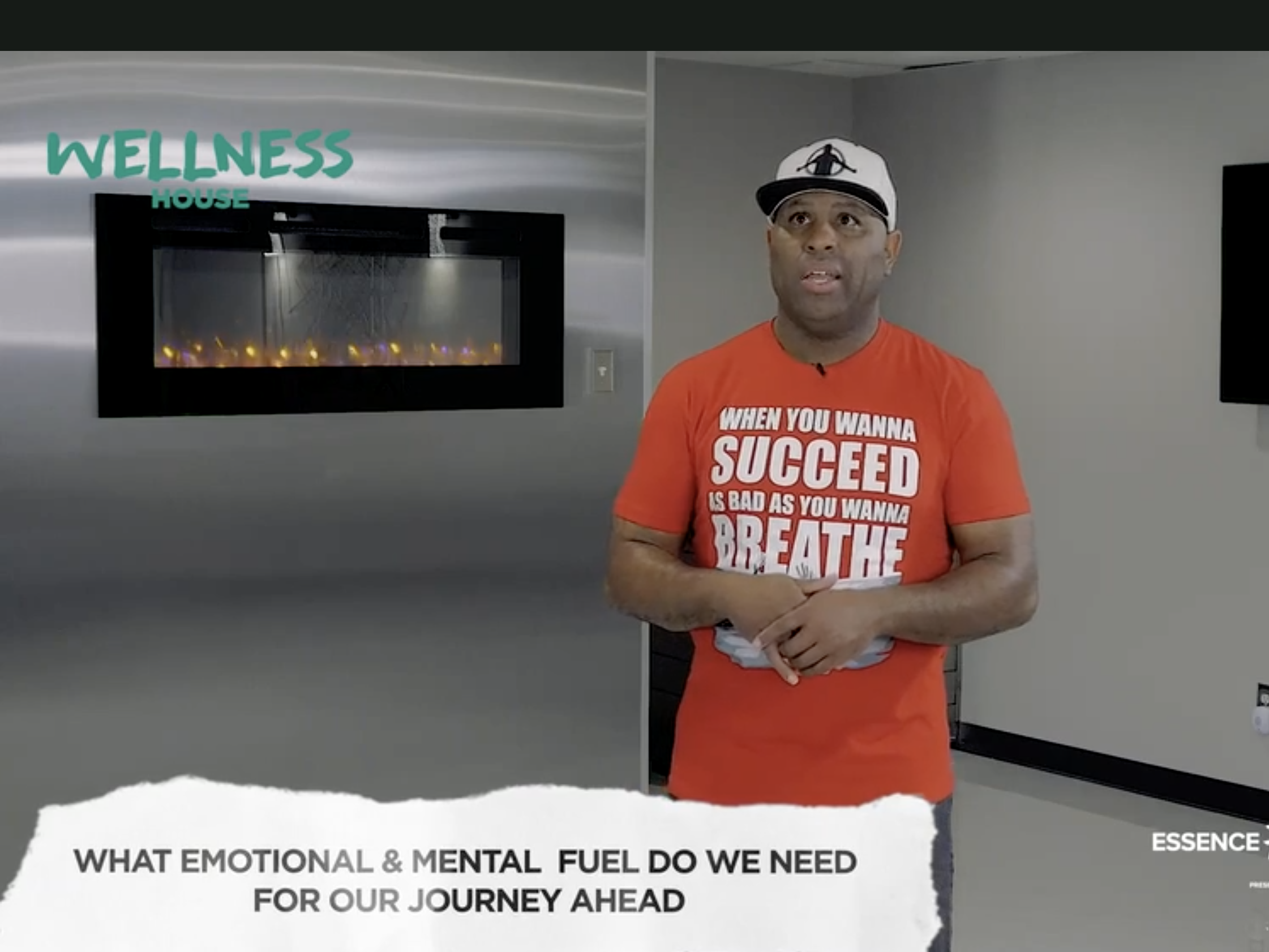 Mountaintop Motivation Fuel For Your Journey with Eric Thomas