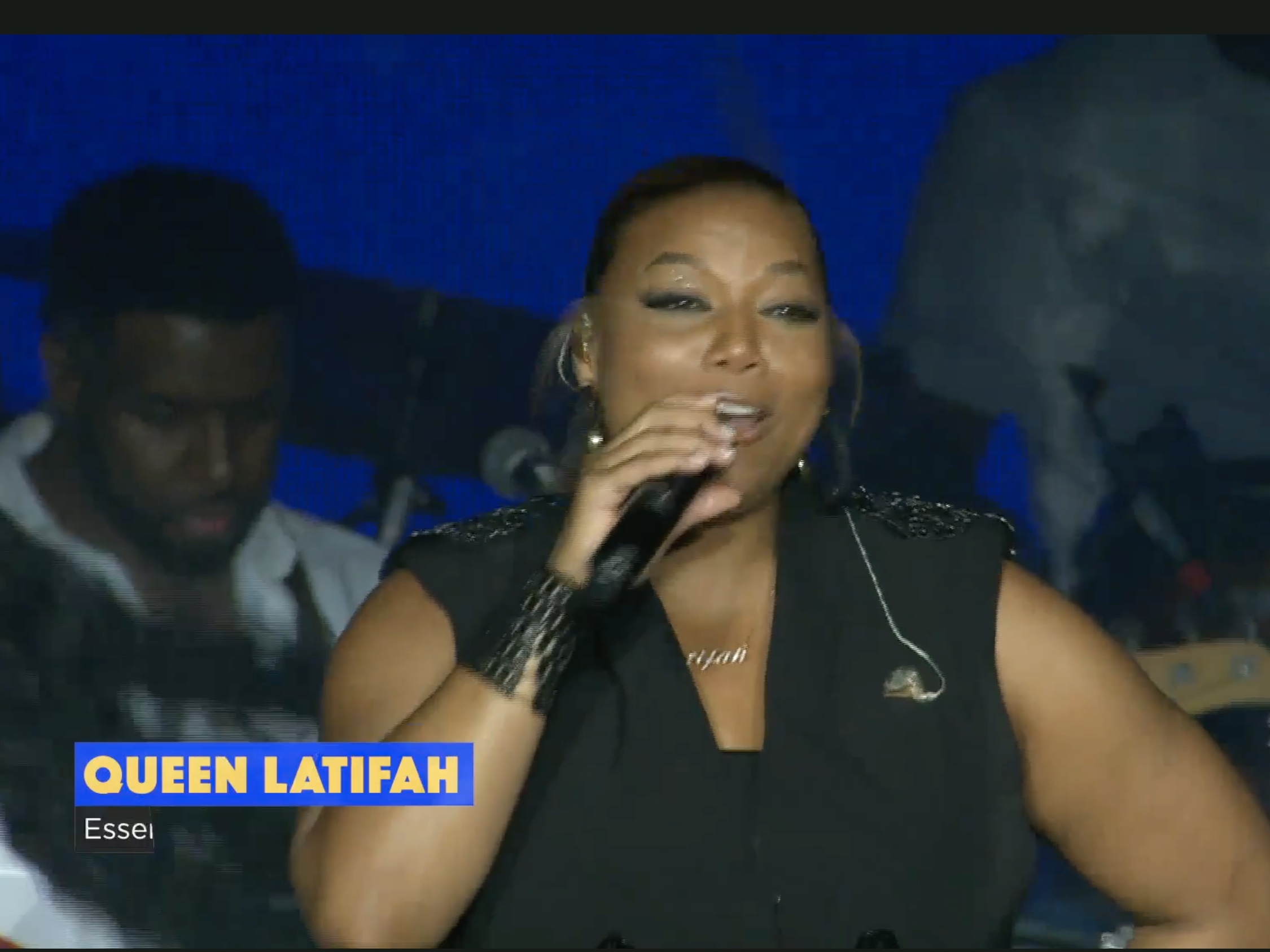 Queen Latifah 2018 Essence Festival