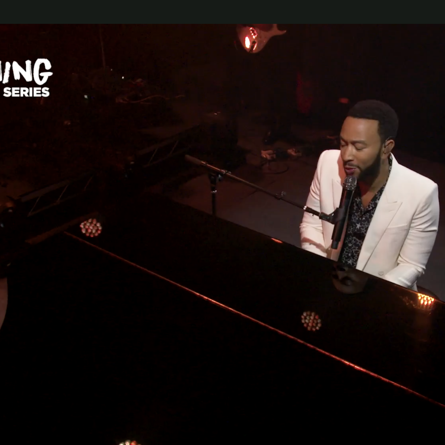 "John Legend and Rapsody Perform ""Remember Us"""