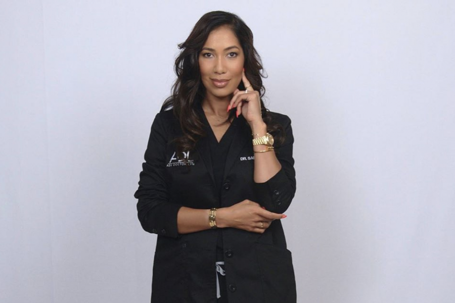 Curious About CBD? Dr. Safiyah Lyn-Lassiter Explains The Basics About This Wellness Product