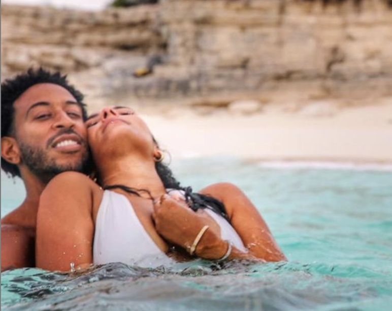 Ludacris And His Wife Eudoxie Recharge With A Romantic Island Getaway