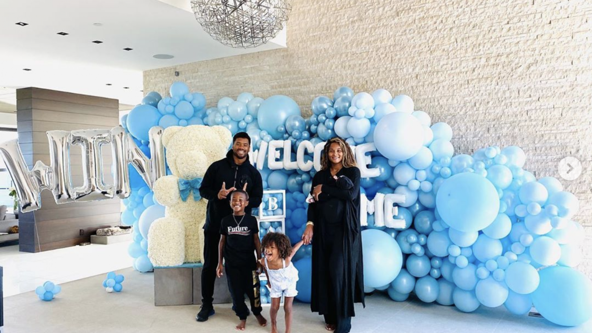 This Week In Black Love: Ciara and Russell Wilson, Stephen And  Ayesha Curry, Ludacris and Eudoxie and More
