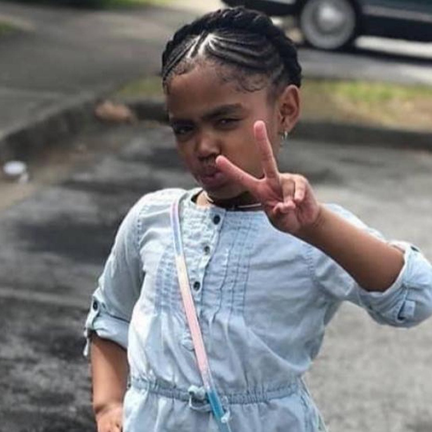 Reward Offered For Information In Shooting Death Of 8-Year-Old Atlanta Girl