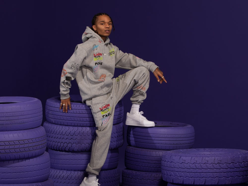 Swae Lee Launches Swaggy Tracksuit Collection with BoohooMAN