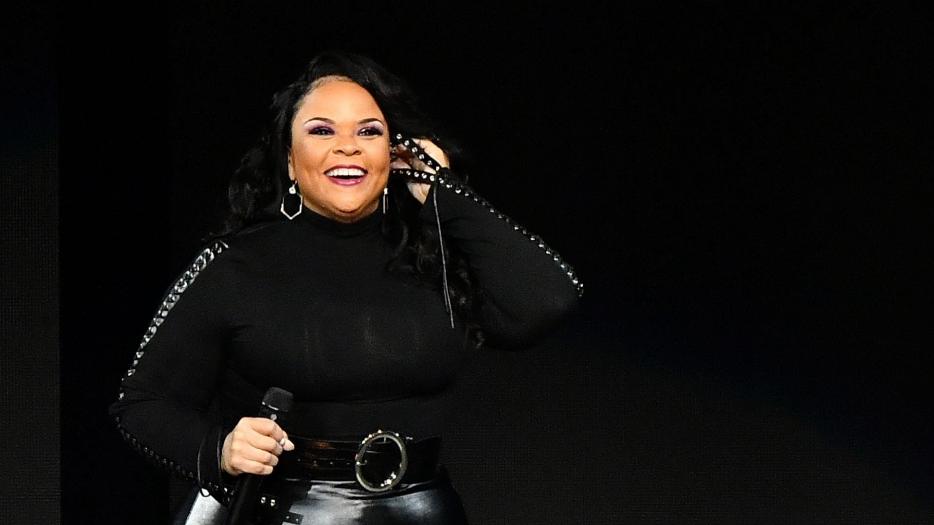 Tamela Mann Shares How She Conquered Her Fear of Acting