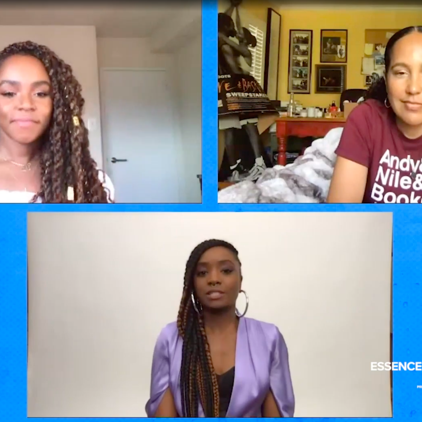 """Gia Peppers Talks to Gina Prince-Bythewood and Kiki Layne About Upcoming Netflix Movie """"The Old Guard"""""""