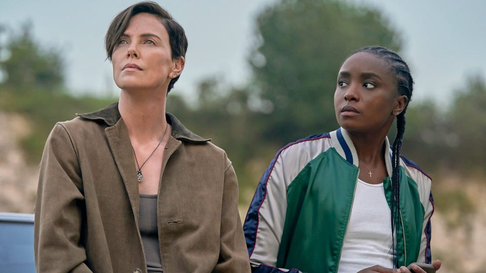 KiKi Layne Talks Starring In Her First Action Film With 'The Old Guard'