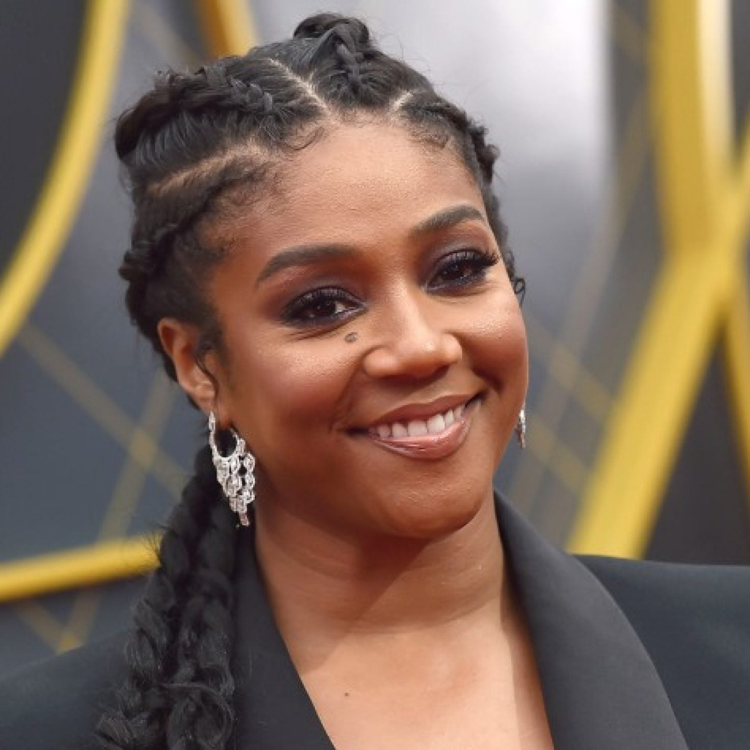 Tiffany Haddish Just Did The Big Chop On Instagram Live