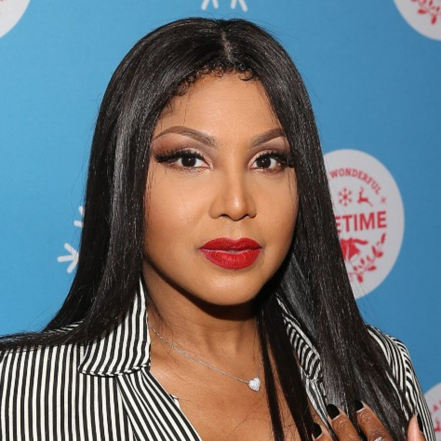 You Won't Believe What Device Toni Braxton Uses To Keep Her Skin Flawless