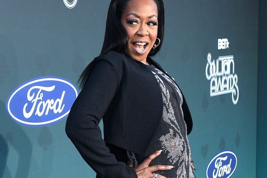 Tichina Arnold Has Been Prepared For A Pandemic Since 1991 ...