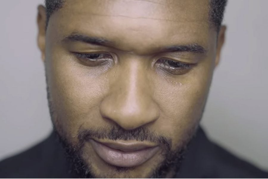 Usher Salutes Black Lives Matter in New Video