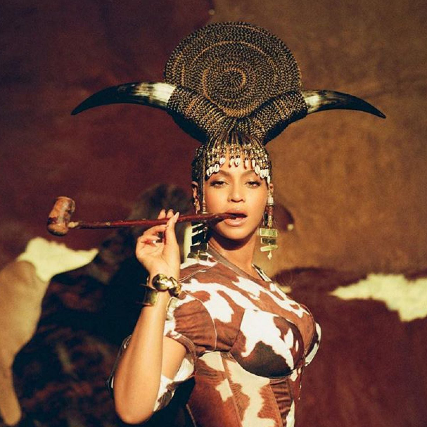 Beyonce's Visual Album 'Black Is King' Is A Wonderland Of Style
