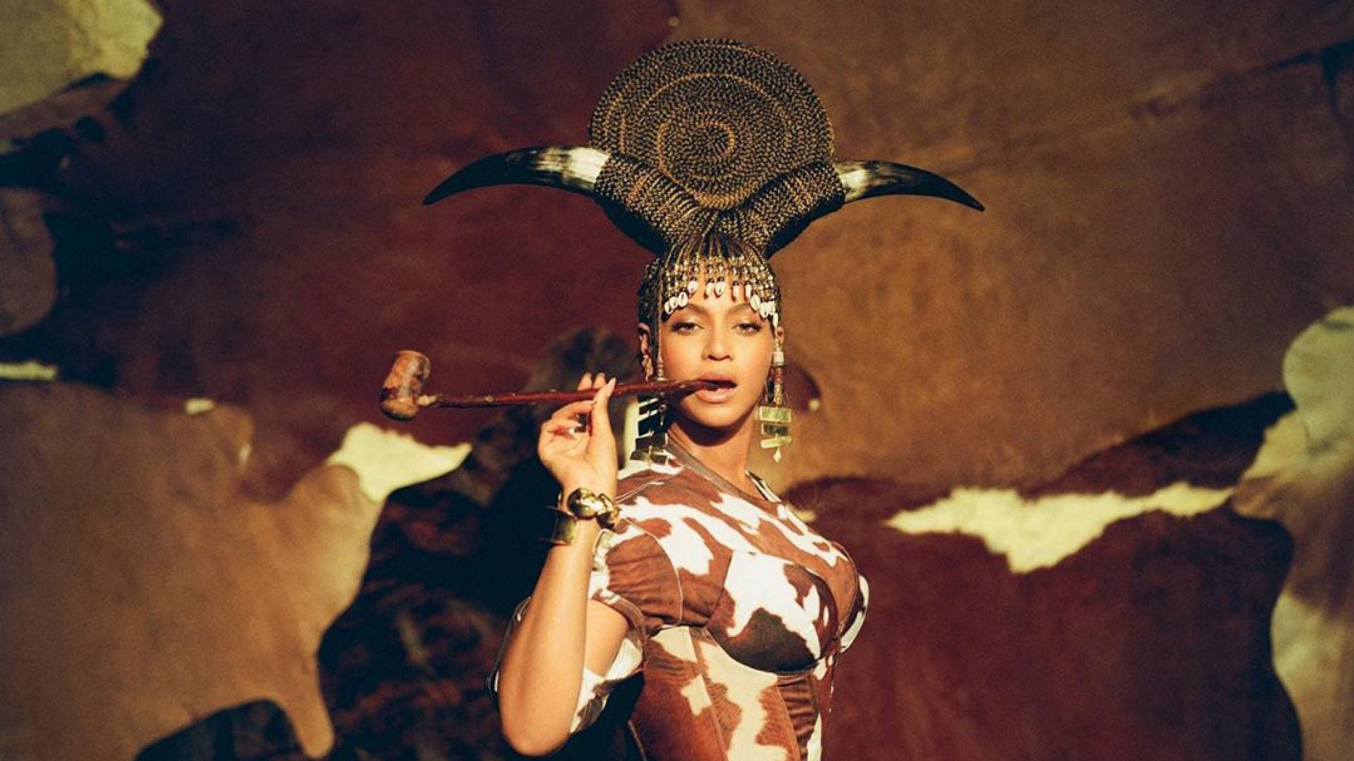 The Best Fashion Moments From Beyonce's 'Black Is King'
