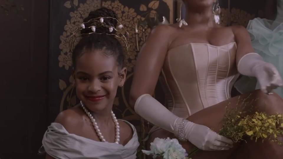 Blue Ivy Steals The Show In The New Trailer For Beyoncé's 'Black Is King'