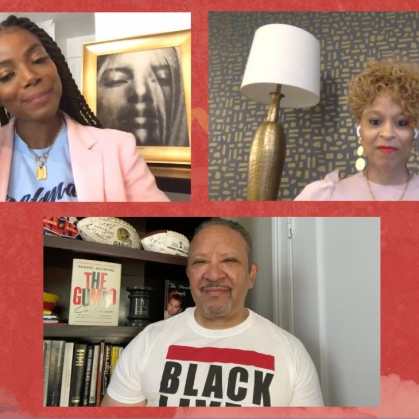 Esi Eggleston Bracey & Marc Morial Break Down Dove's Commitment To Eliminating Systemic Racism