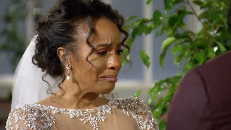 MAFS: Karen's Breakdown At The Altar May Have Been A Breakthrough