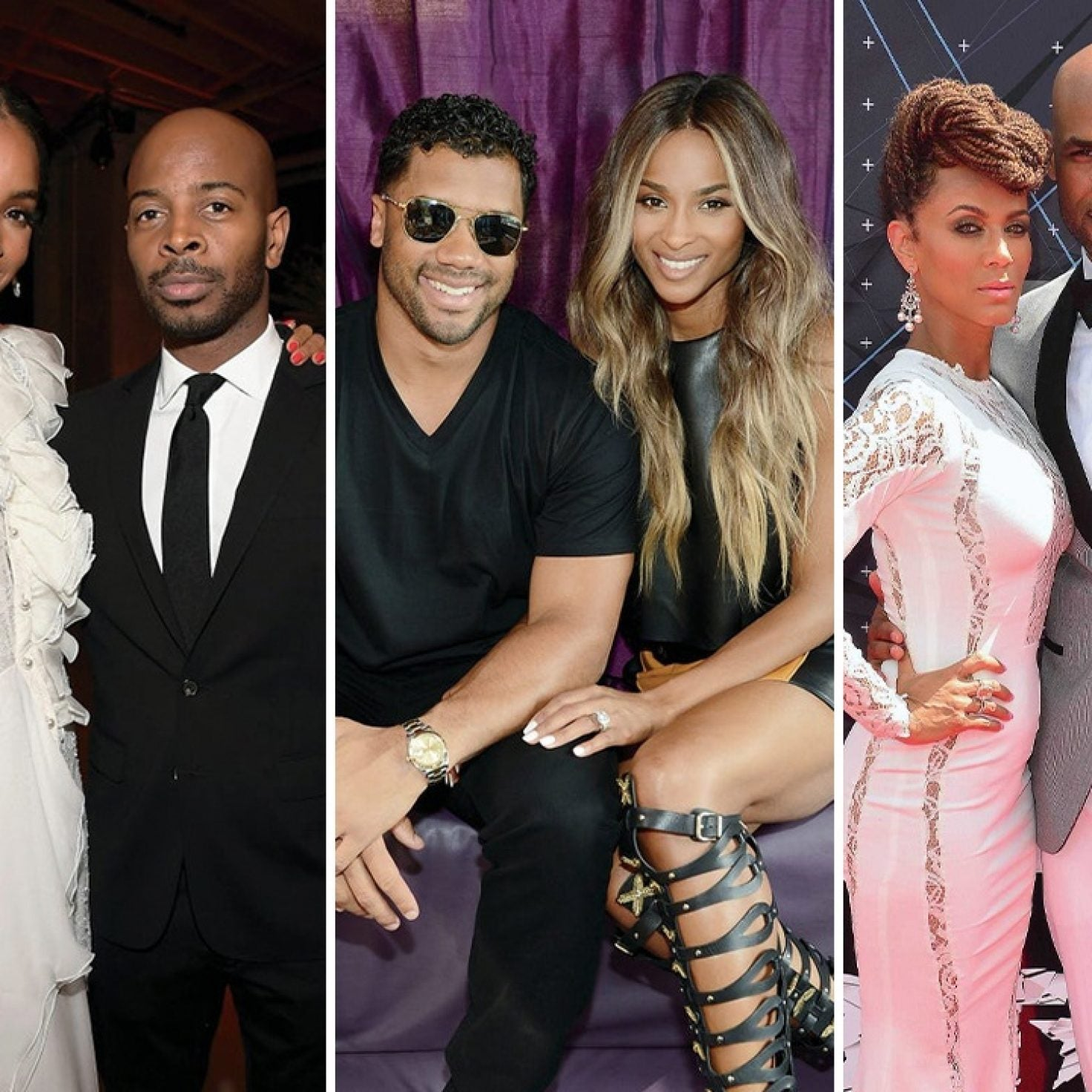 25 Powerful Thoughts On Black Love From Celebrity Couples Through The Years