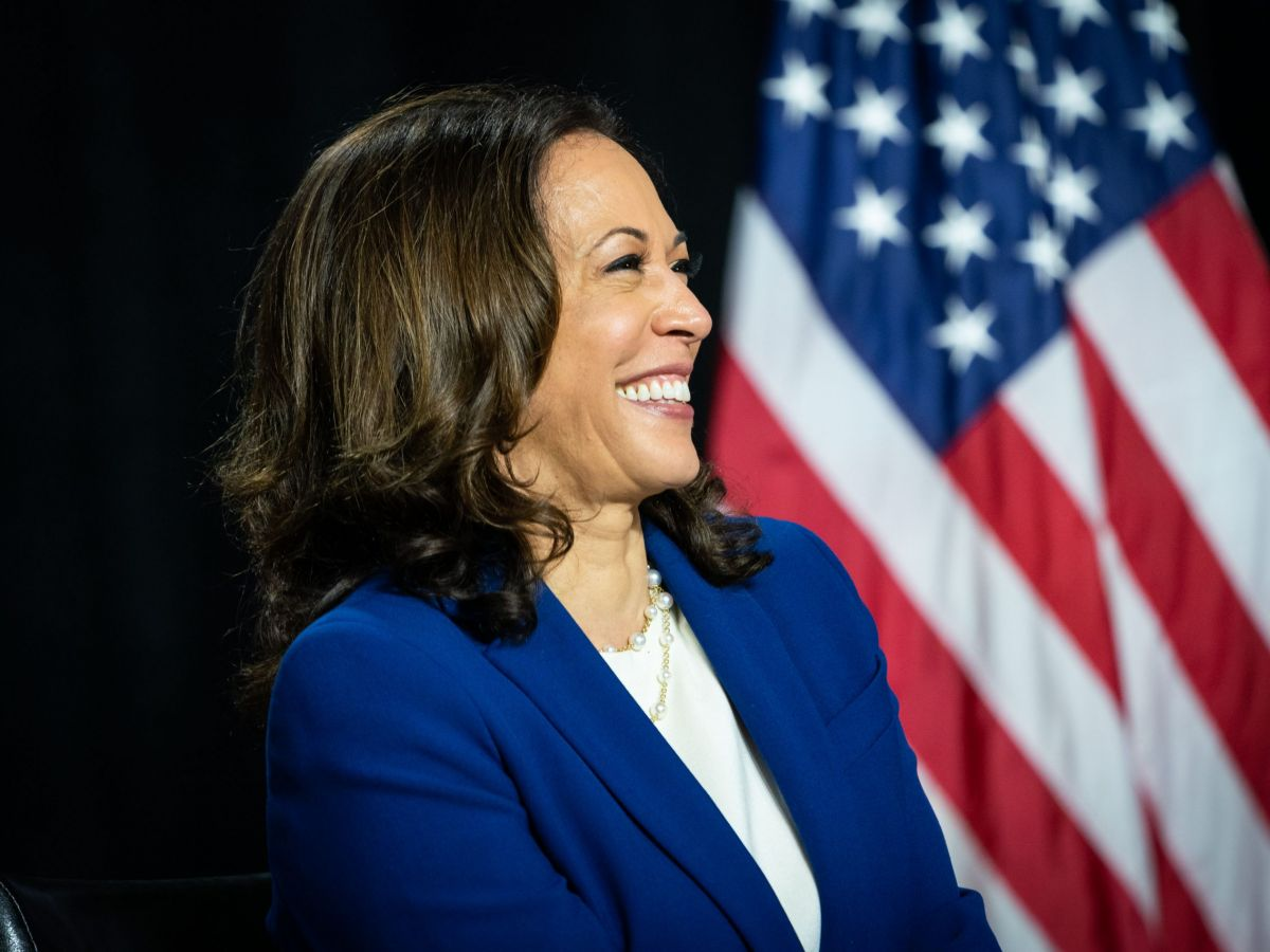 Kamala Harris Is The Right Leader At the Right Time