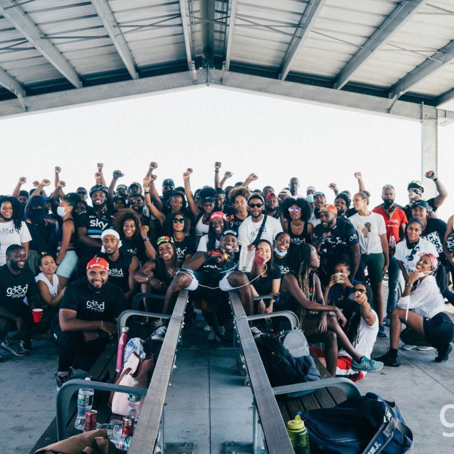 Black Joy On Wheels: Brooklyn Friends Launch A Pandemic Bike Club And A Powerful Movement