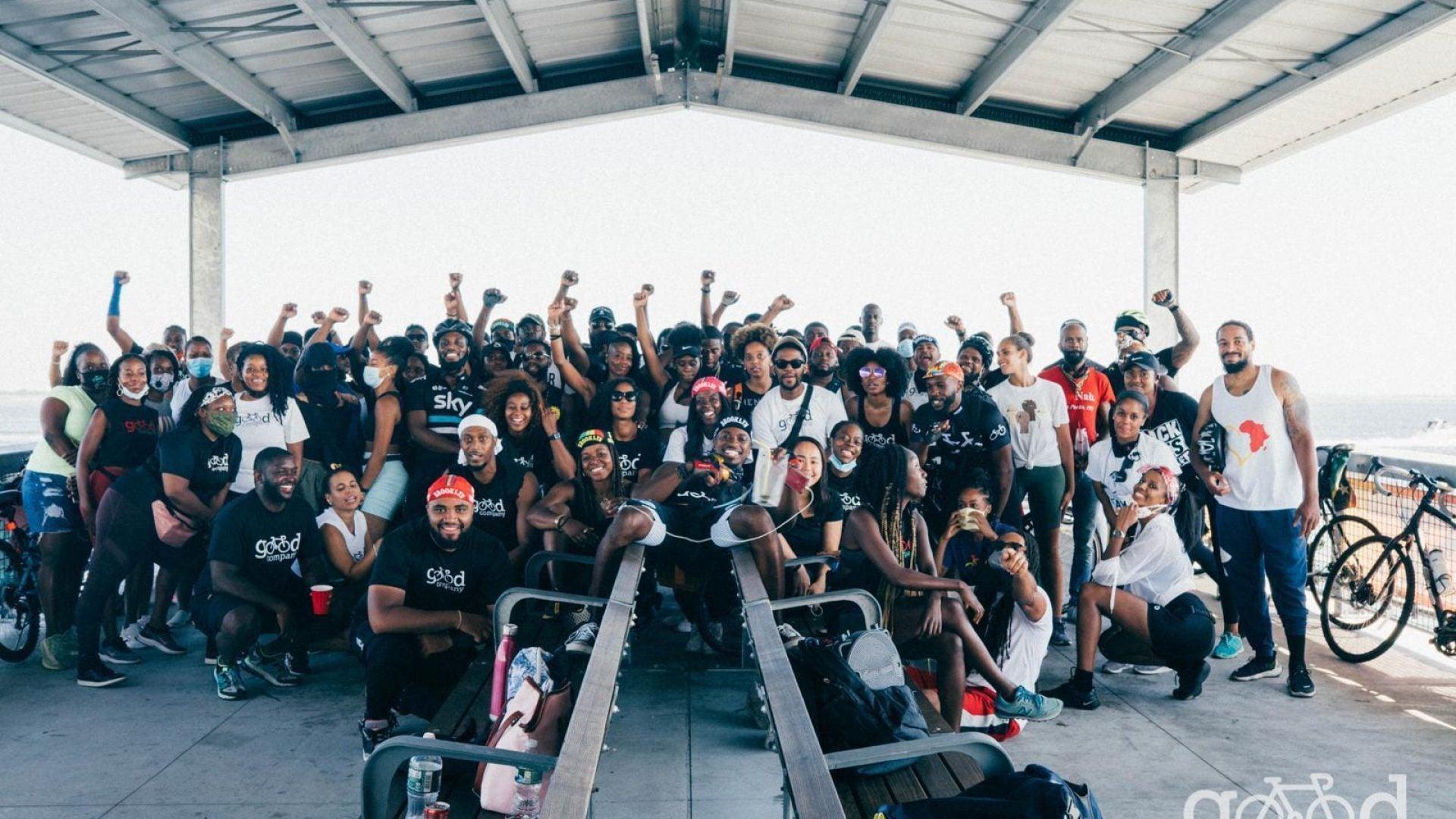 Black Joy On Wheels: Brooklyn Friends Launch A Pandemic Bike Club and A Powerful Movement