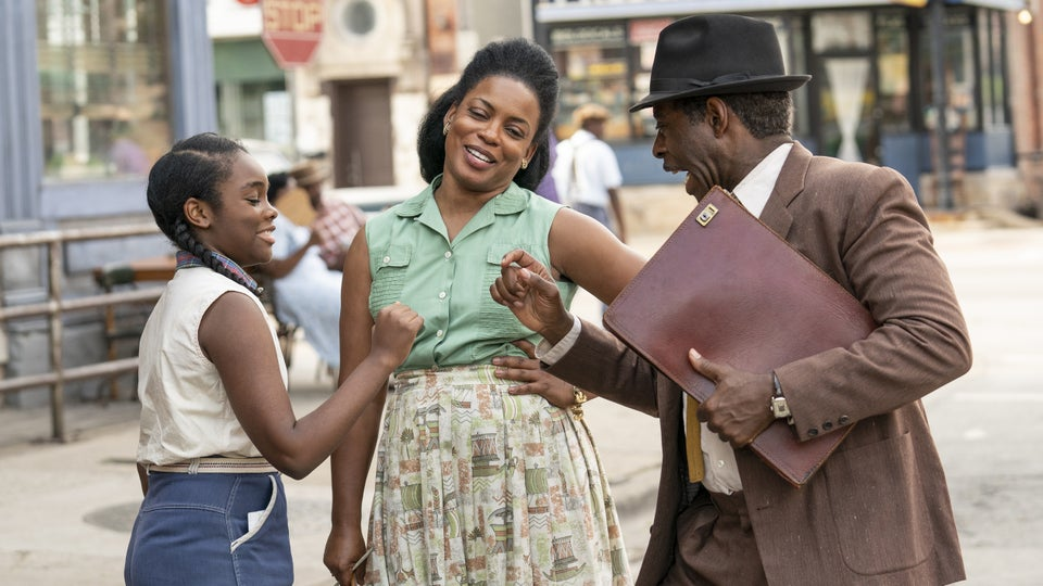Aunjanue Ellis Says 'Lovecraft Country' Is About Black Self-Liberation