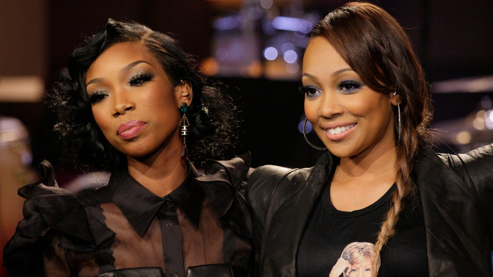 Brandy and Monica: Beauty Through The Years