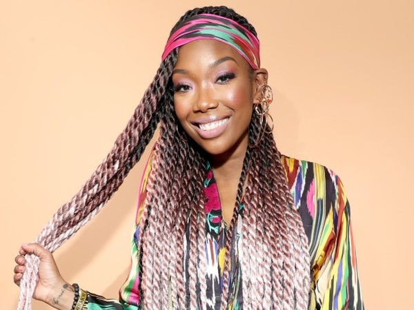 Celebrity Hairstylist Chuck Amos Sets The Record Straight About Brandy's Braids