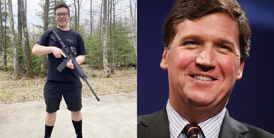 Tucker Carlson Defends White Teen Who Shot And Killed Wisconsin Demonstrators